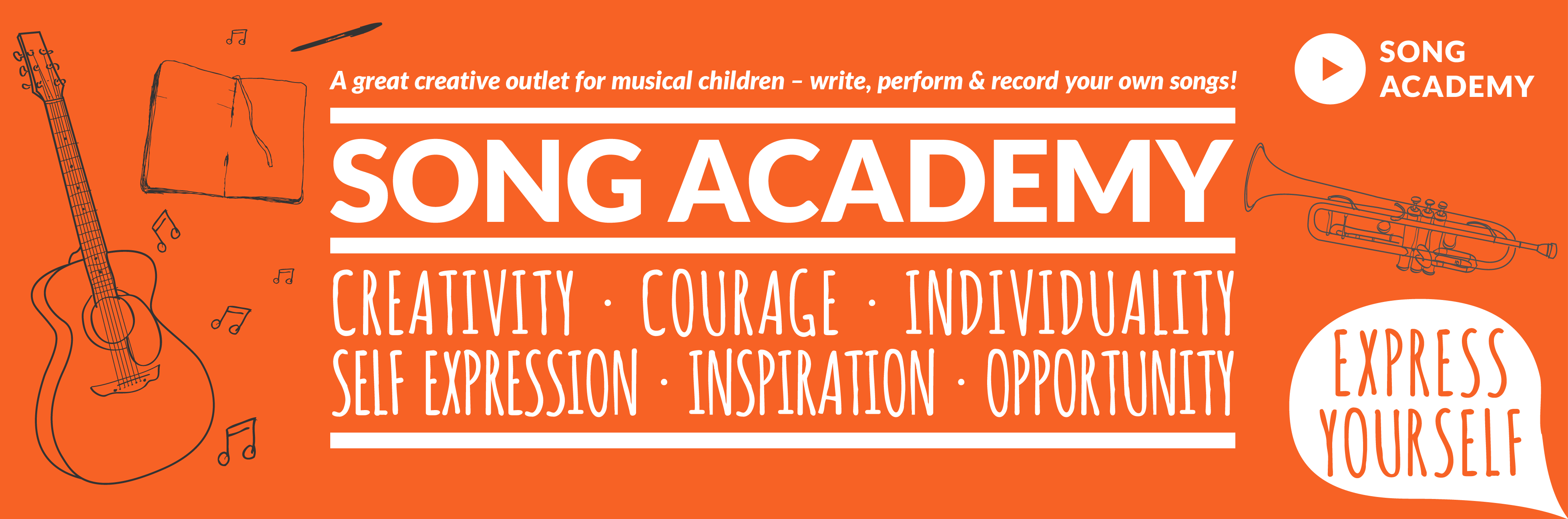 Song Academy | After school songwriting & singing club for kids | London