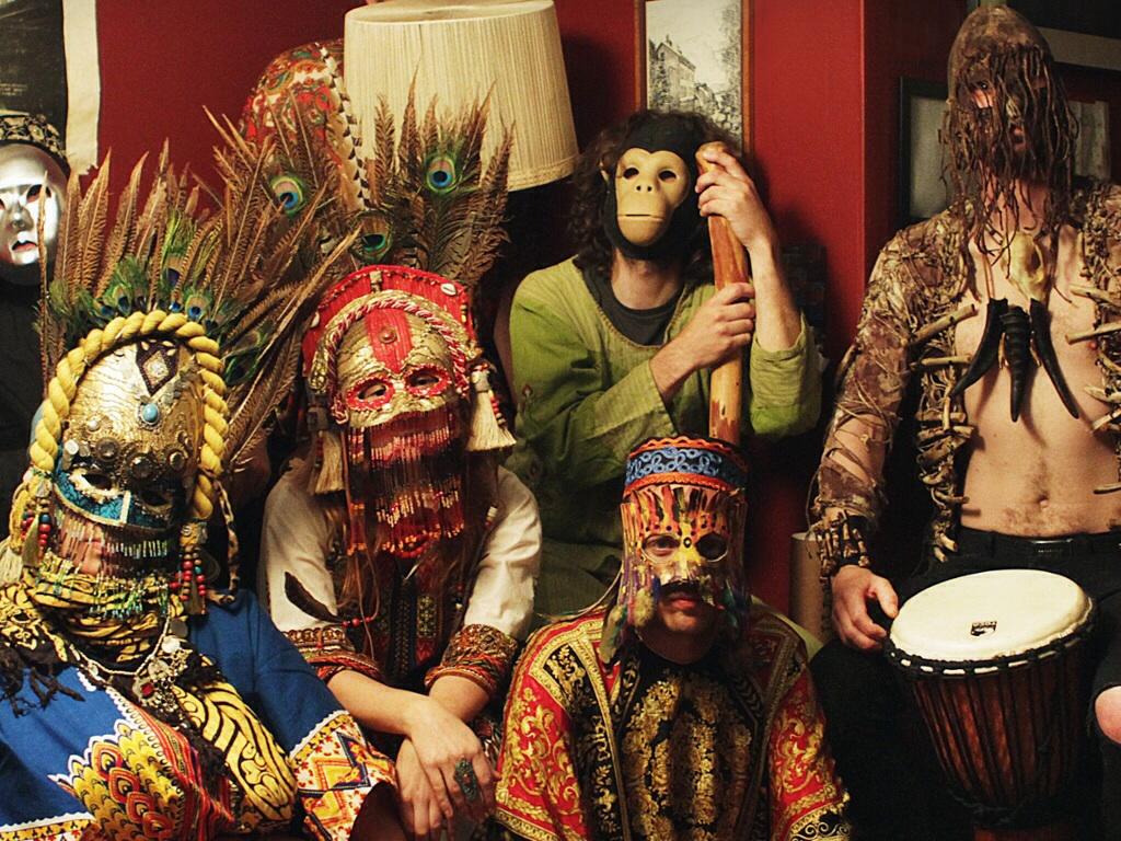 Resultado de imagen de goat band