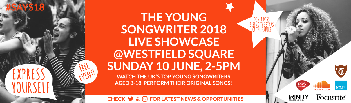 young songwriters competition 2018 banner