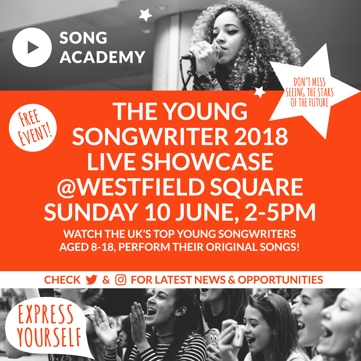 1bf4763f3 Young Songwriting Competition 2018