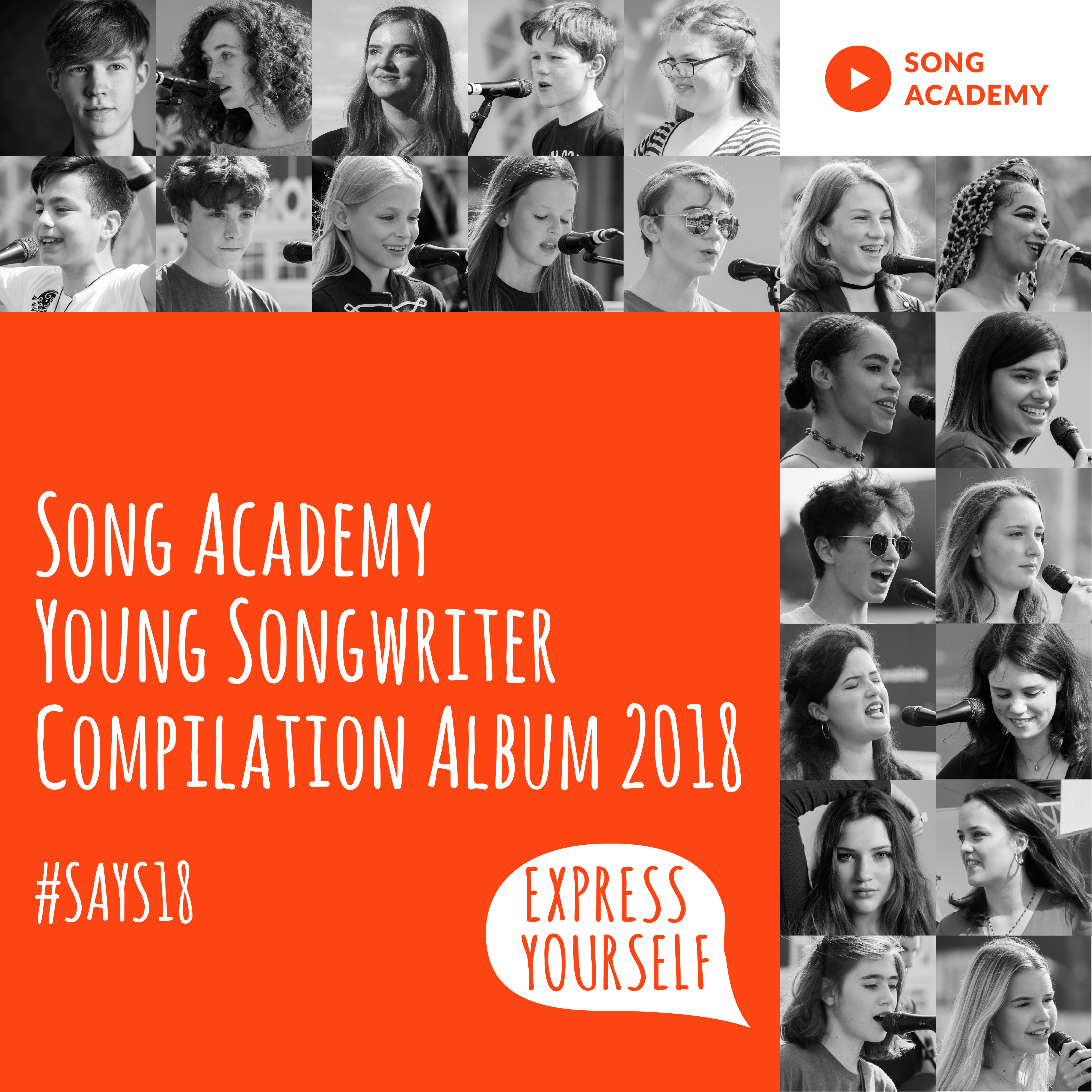 Young Songwriting Competition 2018